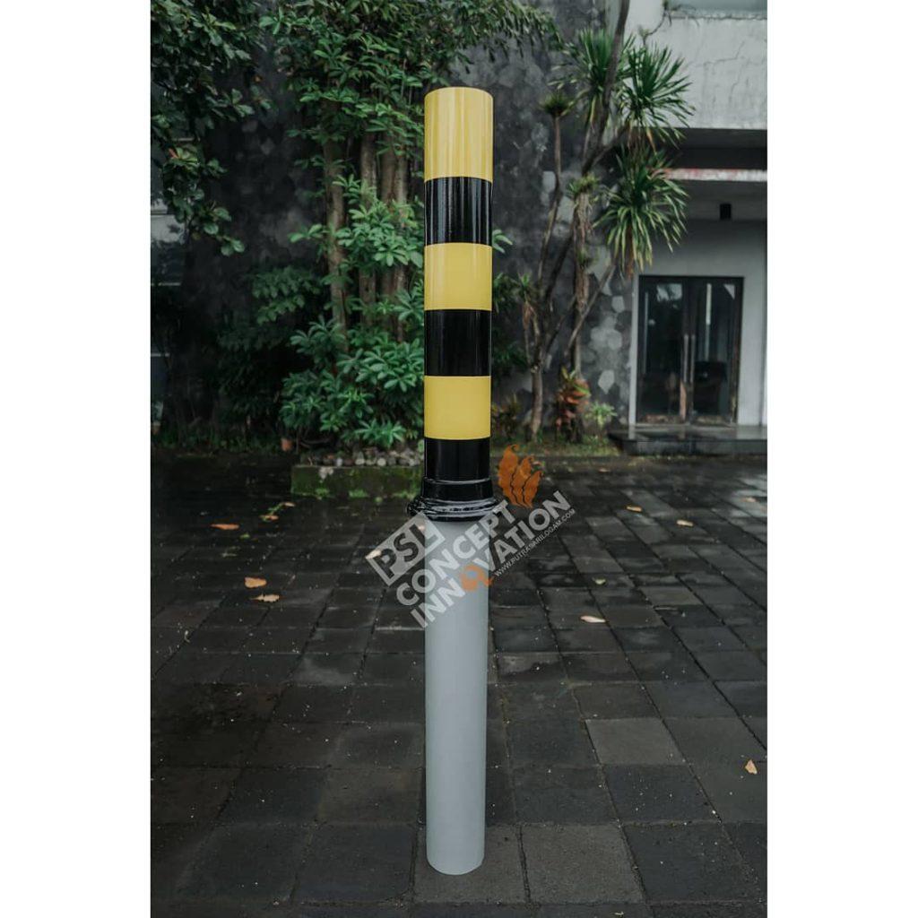 Bollard Untuk PLN Kota Jakarta